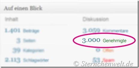 3000kommentare