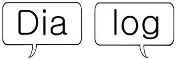 dialoguberschrift